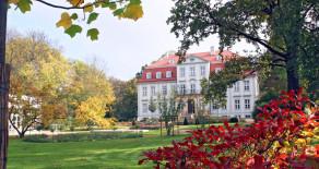 Herbstliche Impressionen von Schloss Güldengossa