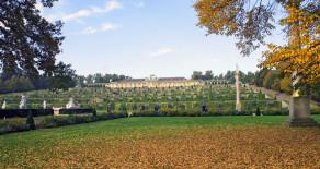Herbstbilder aus Sanssouci