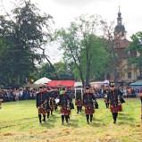 XI. Internationale Highland Games in Machern
