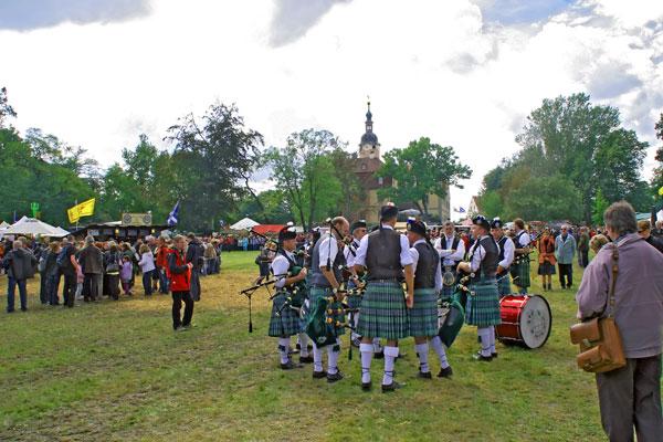 10. Internationale Highland Games in Machern
