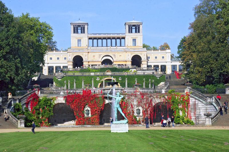 Orangerie von Sanssouci