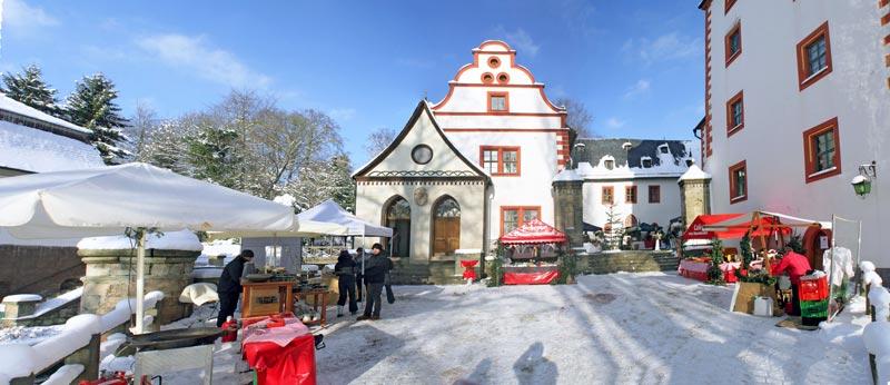 Schloss Kochberg in Großkochberg