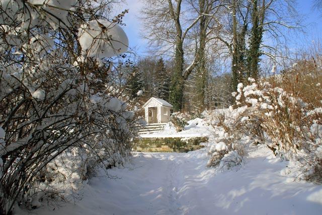 Der Park von Schloss Kochberg