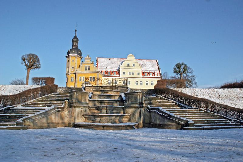 Winterliches Thallwitz