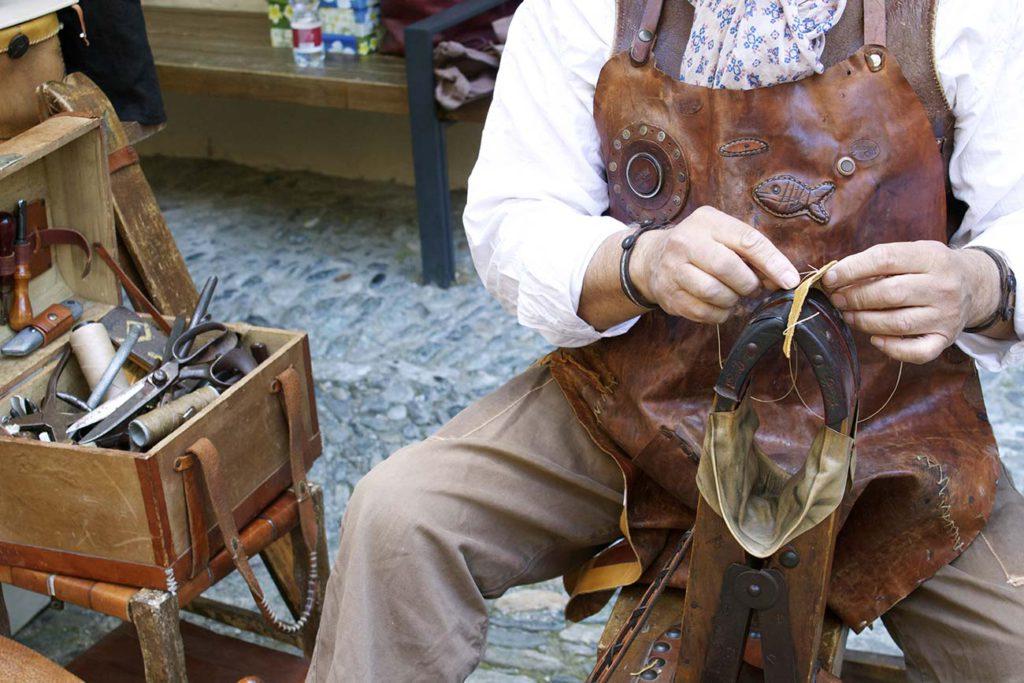 Mittelalterliches Handwerk
