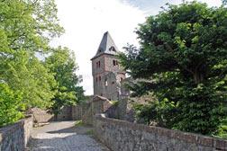 Burg frankenstein in hessen